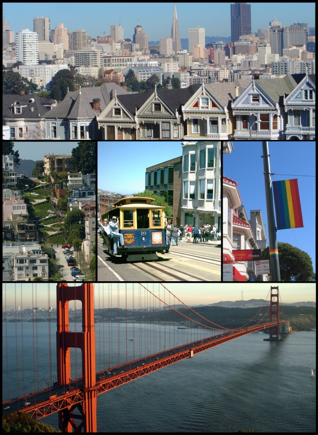 San_Francisco_California_Montage