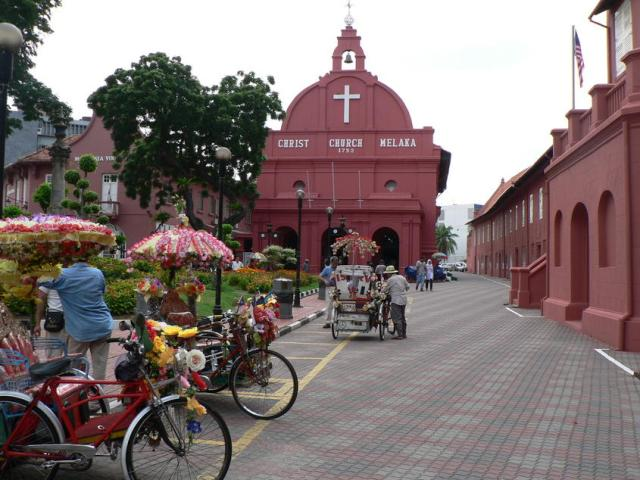 Malacca_Dutch_Christ_Church